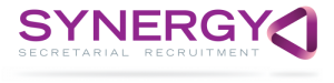 Synergy Secretarial Recruitment Logo